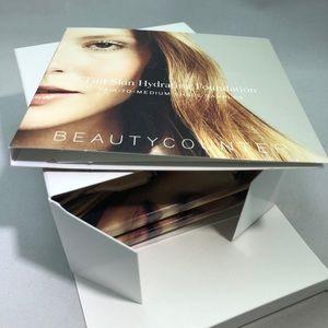 BEAUTYCOUNTER Tint Skin Fair-Medium 3 Sample Cards